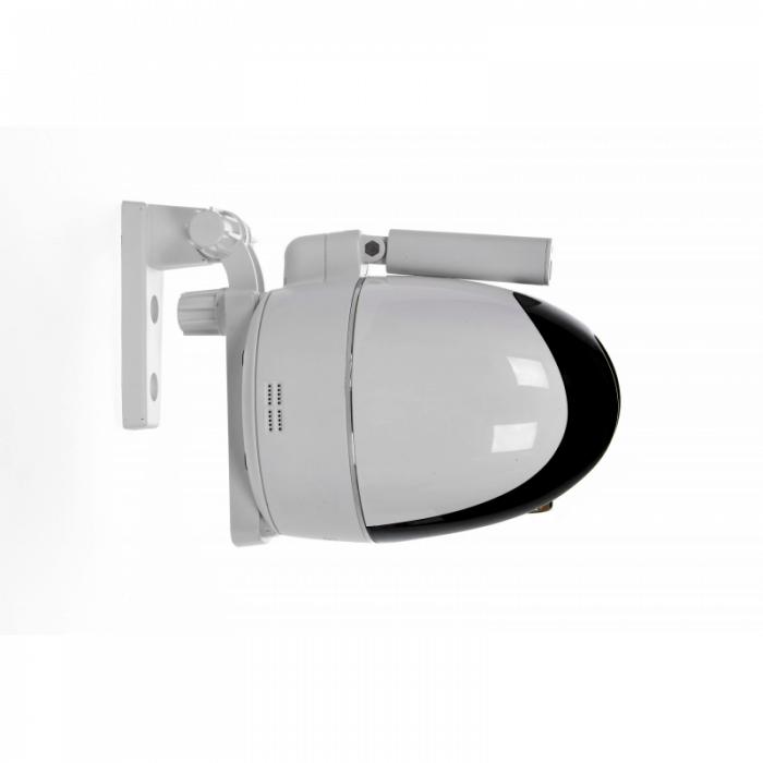VisionNova 8 Camera Wall Mount Side