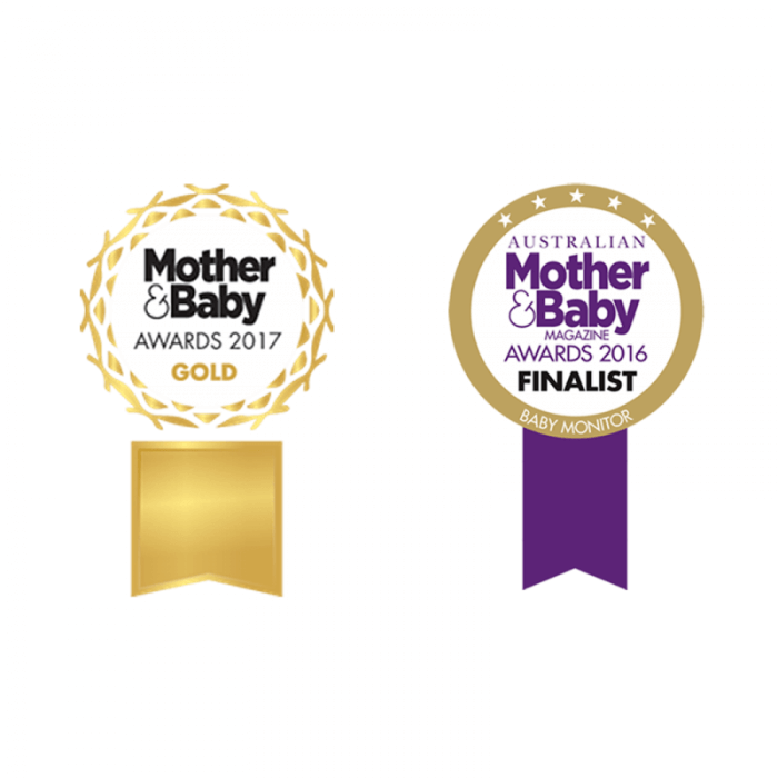 Luvion Prestige Touch 2 - Best Baby Monitor - Mother & Baby Awards 2017