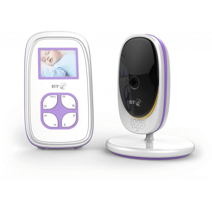 BT 2000 Video Baby Monitor