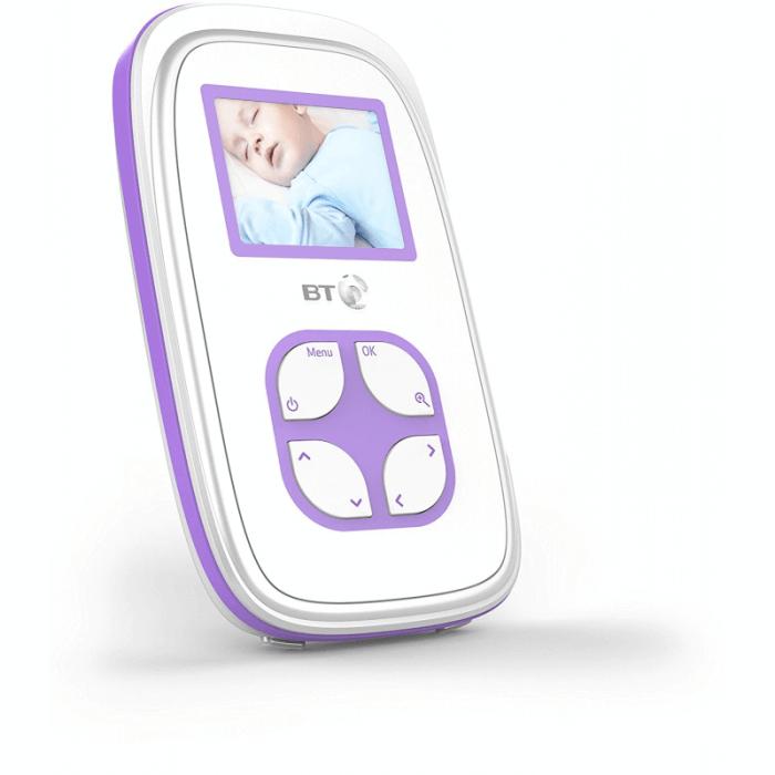 BT 2000 Video Baby Monitor Parent Unit