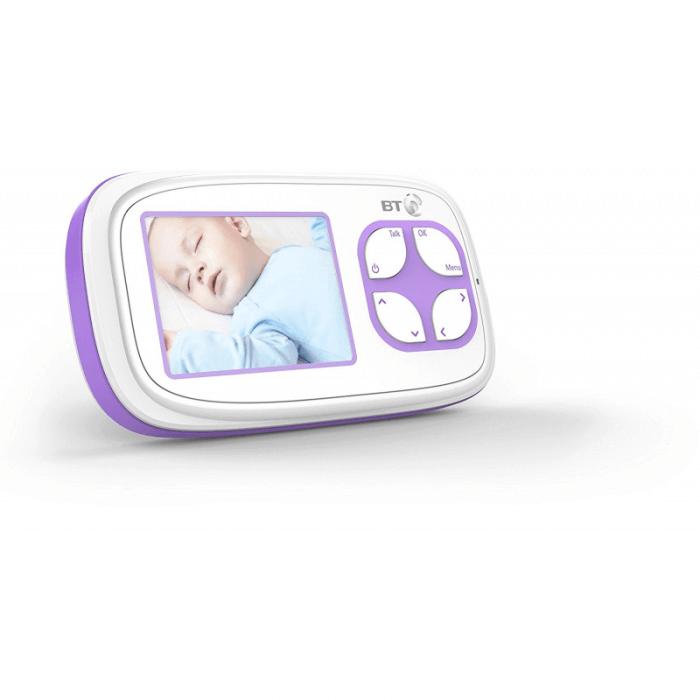BT 3000 Video Baby Monitor Parent Unit