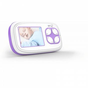 BT 5000 Video Baby Monitor Parent Unit