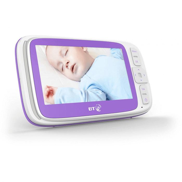BT 6000 Video Baby Monitor Display
