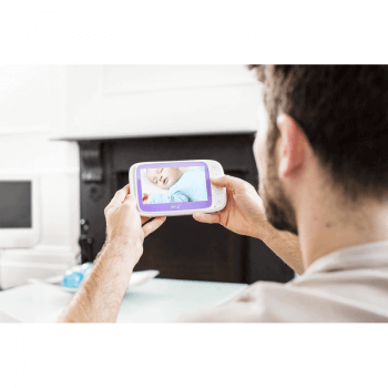 BT 6000 Video Baby Monitor Lifestyle