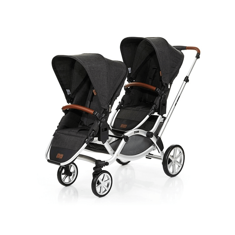 Compare retail prices of ABC Design Zoom Tandem Pushchair - Piano to get the best deal online