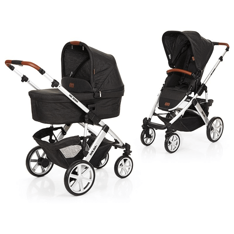 Compare retail prices of ABC Design Salsa 4 2-in-1 Travel System - Piano to get the best deal online