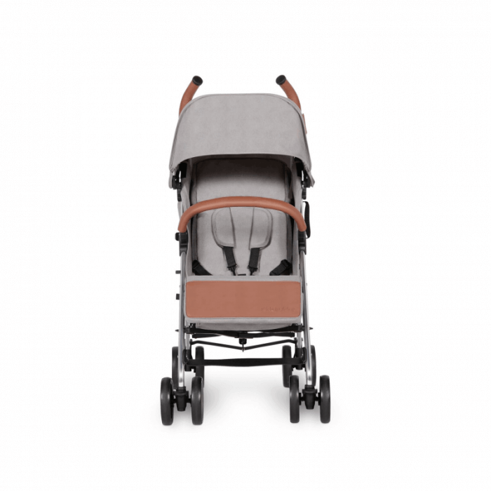 Ickle Bubba Discovery Max Stroller - Grey / Silver - Front Alt