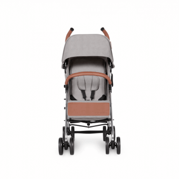 Ickle Bubba Discovery Prime Stroller - Grey / Silver - Front Alt
