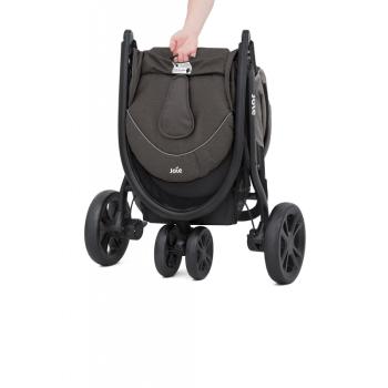 Joie Litetrax 3 Stroller - Dark Pewter - Handle
