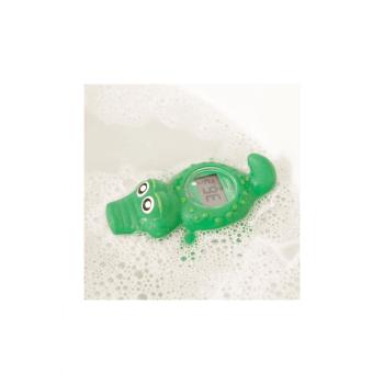 Dreambaby Crocodile Bath & Room Thermometer - Water
