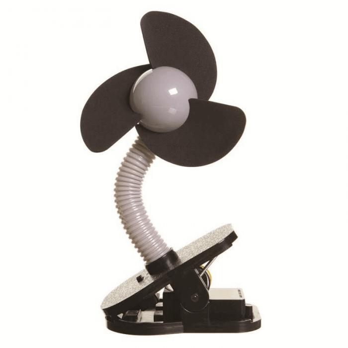Dreambaby Portable Stroller Fan - Black