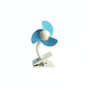 Dreambaby Portable Stroller Fan - Blue