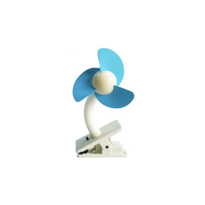 Dreambaby Portable Stroller Fan - Blue