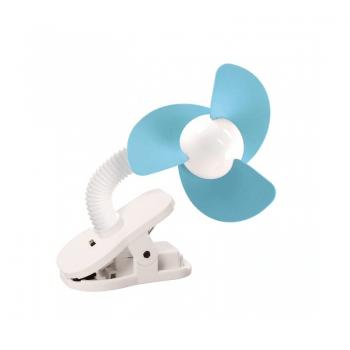 Dreambaby Portable Stroller Fan - Blue - Alt