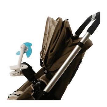 Dreambaby Portable Stroller Fan - Blue - Side