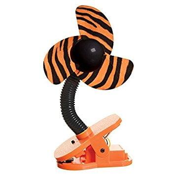 Dreambaby Portable Stroller Fan - Tiger
