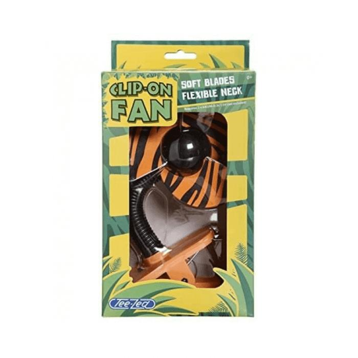 Dreambaby Portable Stroller Fan - Tiger - Packaging