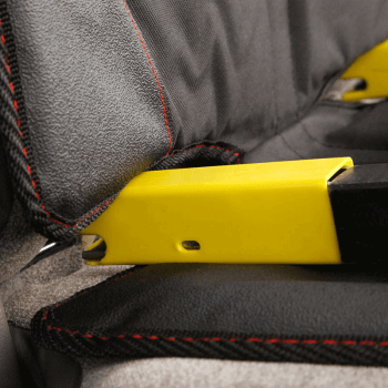 Diono Ultra Mat Seat Protector - Fitting Alt