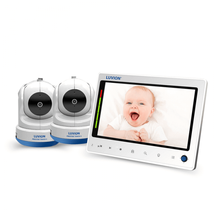 Luvion Prestige Touch 2 Twin Camera Video Baby Monitor