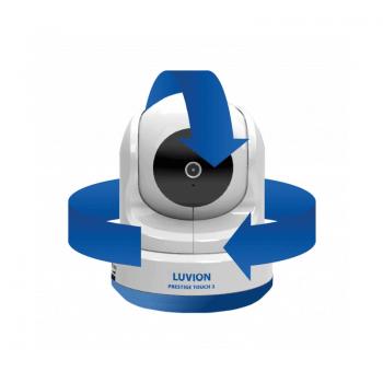 Luvion Prestige Touch 2 Twin Camera Video Baby Monitor Camera