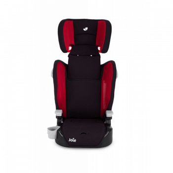 Joie Elevate Group 1/2/3 Car Seat - Cherry - Front Ext