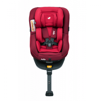 Joie Spin 360 Group 0+/1 Car Seat - Merlot - Front