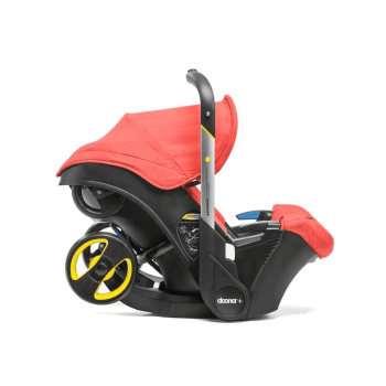 Doona Group 0+ Car Seat - Love - Folded