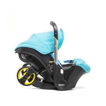 Doona Group 0+ Car Seat - Sky - Folded