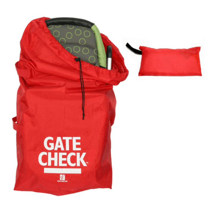JL Childress Standard/Double Stroller Gate Check Bag