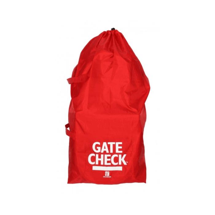 JL Childress Standard/Double Stroller Gate Check Bag - Front Alt