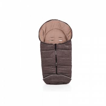 ABC Design Footmuff - Walnut