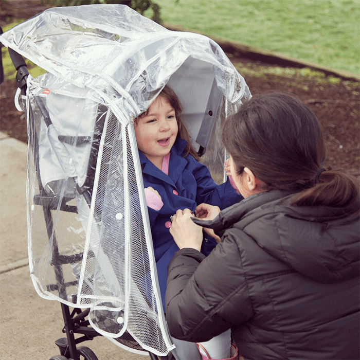 Diono Stroller Raincover - Lifestyle