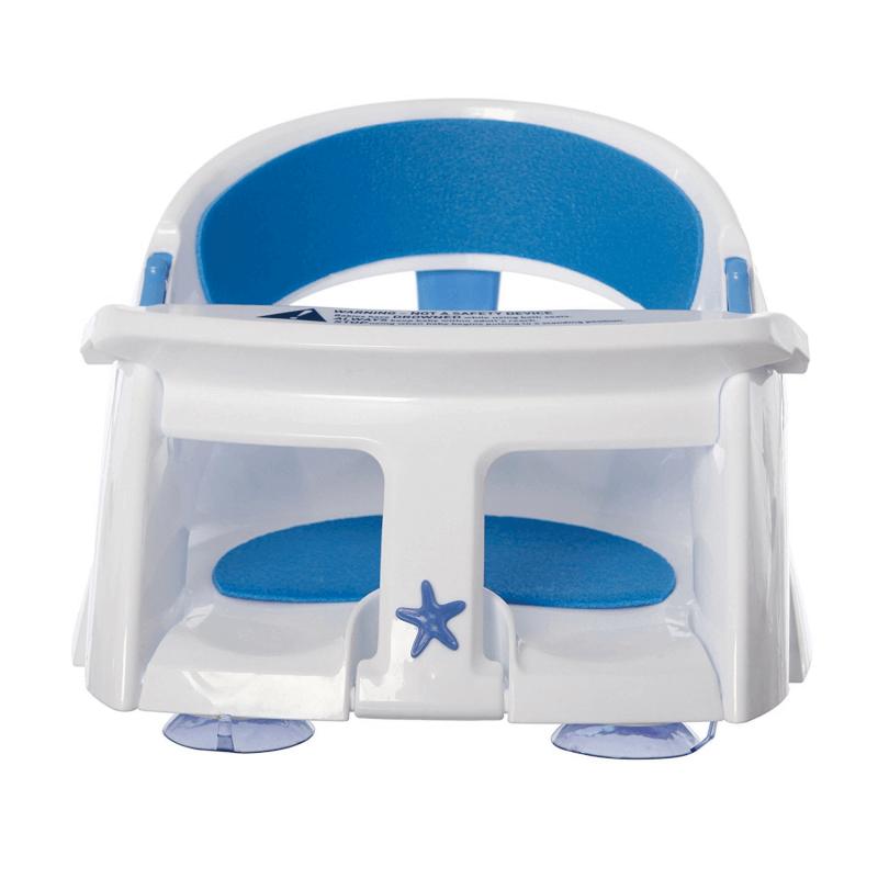 Dreambaby Deluxe Baby Bath Seat | Padded Seat & Heat Sensor