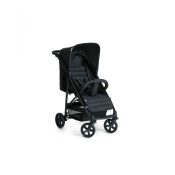 Hauck Rapid 4 Pushchair - Caviar / Black