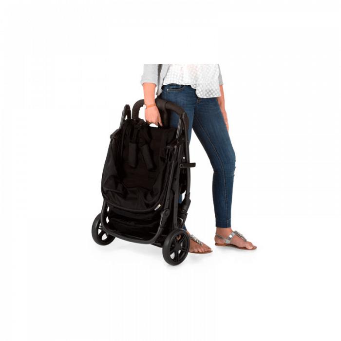 Hauck Rapid 4 Pushchair - Caviar / Tango - Carry