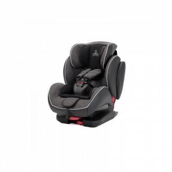 Ickle Bubba Solar Group 1/2/3 Car Seat - Dark Grey - Side 2