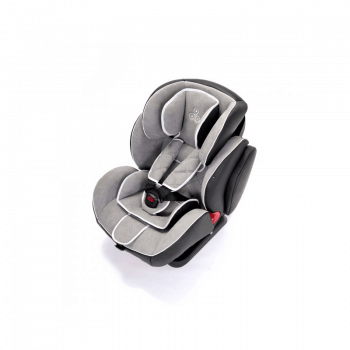 Ickle Bubba Solar Group 1/2/3 Car Seat - Light Grey - Side 3