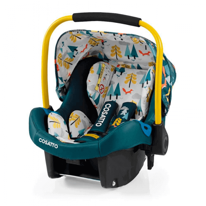 Cosatto Port Group 0+ Car Seat - Fox Tale