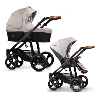 Venicci Gusto 2-in-1 Travel System - Cream