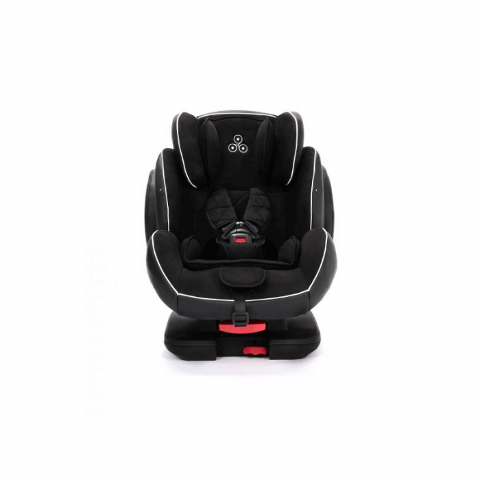 Ickle Bubba Solar Group 1/2/3 Car Seat - Black