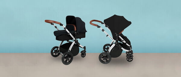 2 in 1 Travel System