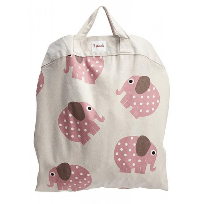 3 Sprouts Playmat Bag – Elephant BAg
