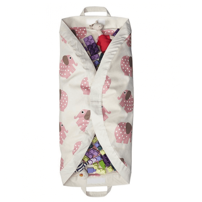 3 Sprouts Playmat Bag – Elephant Fold