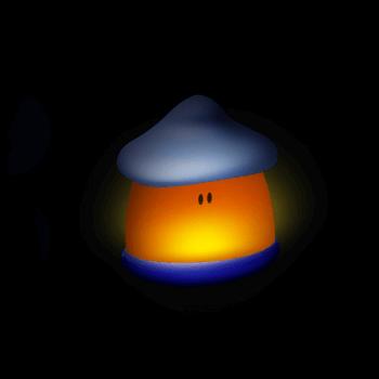 Beaba Pixie Soft Night Light - Mineral - Night