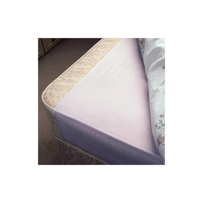Clippasafe Waterproof Cot Bed Mattress Sheet - Bed