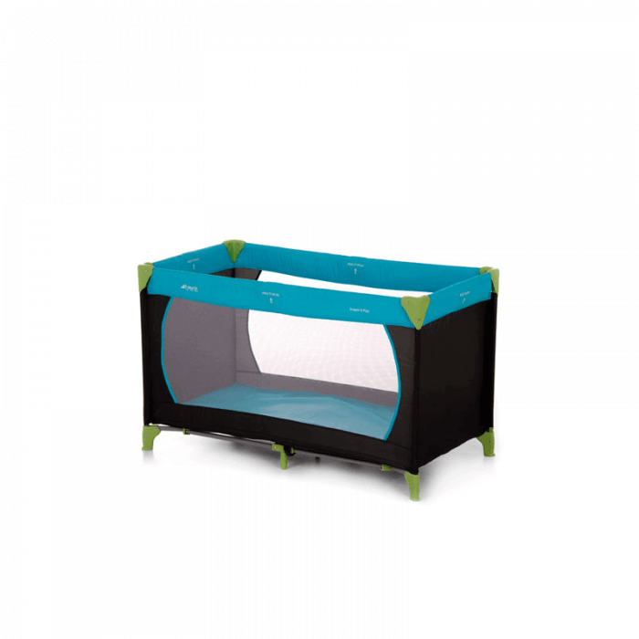 Hauck Dream 'n Play Travel Bed - Waterblue