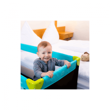 Hauck Dream 'n Play Travel Bed - Waterblue - Lifestyle