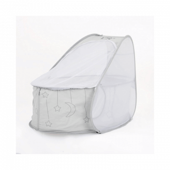 Koo-di Pop-Up Travel Bassinet - Light Grey