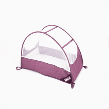 Koo-di Bubble Pop-Up Travel Cot - Gum Drop