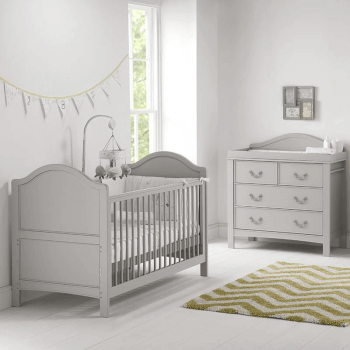 East Coast Toulouse Cot Bed - Lifestyle